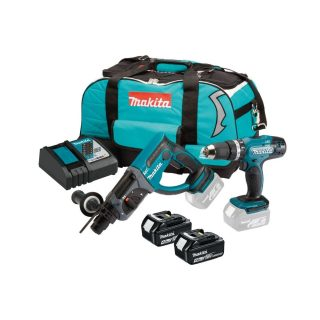 toolbit uk MAKITA Carrying CASE Canvas for 18v Drills & Accessories
