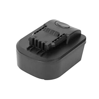 toolbit uk Power Tool Battery, Battery Adapter for Milwaukee M18 Lithium-ion Convert for Worx Power Tool 20V 4-Pin